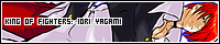 King of Fighters: Yagami Iori fanlisting