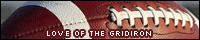 Love of the Gridiron - the fanlisting for football